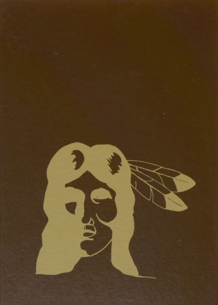 1978 Stockton High School Yearbook Cover
