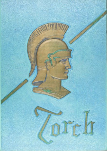 1962 W.W. Samuell High School Yearbook Cover