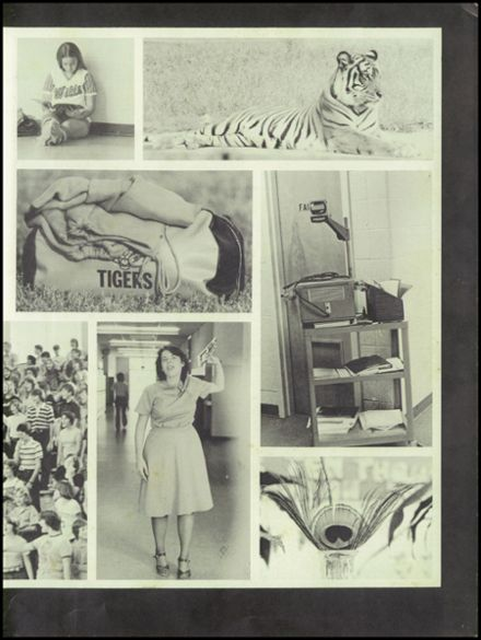 1978 Wills High School Yearbook Page 7