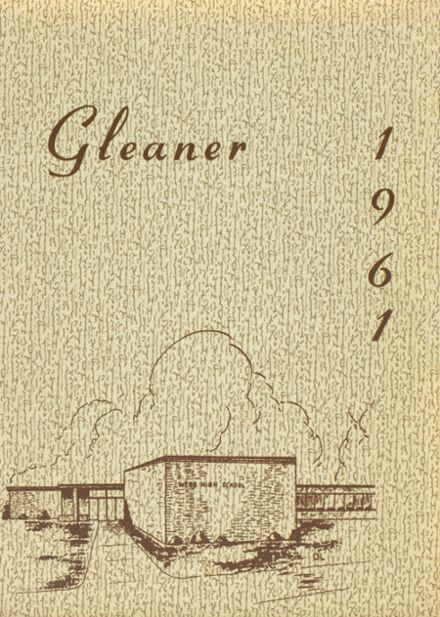 1961 Reedsville High School Yearbook Page 1