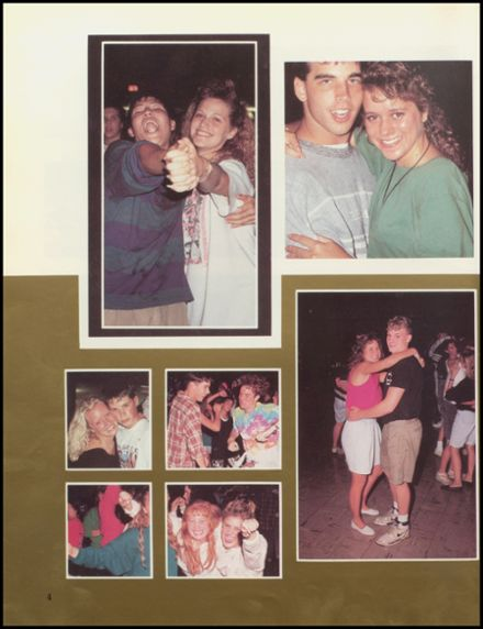 1991 Edsel Ford High School Yearbook Page 8