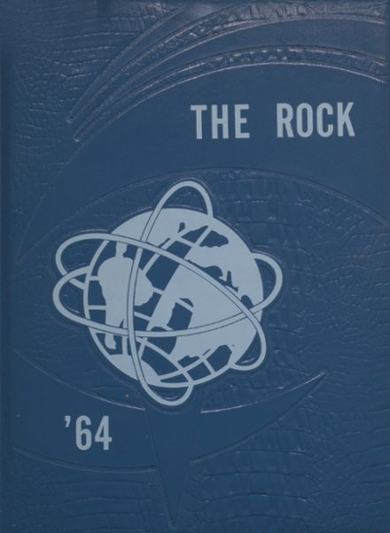 1964 Rock Valley High School Yearbook Page 1