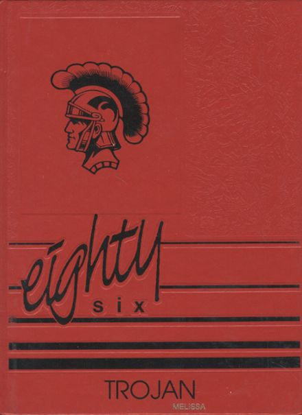1986 Stafford High School Yearbook Cover
