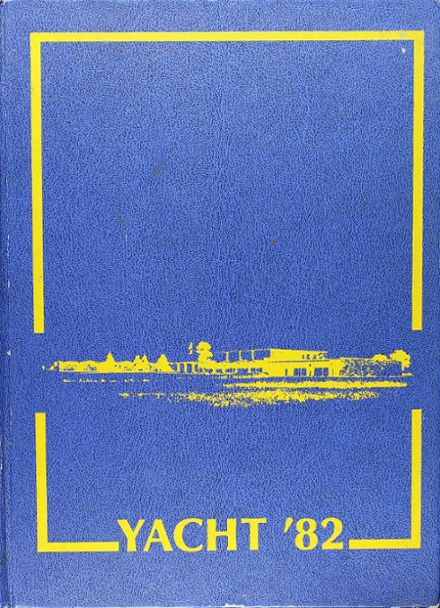 1982 North Lamar High School Yearbook Cover