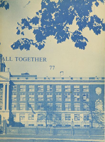 1977 Franklin K. Lane High School Yearbook Page 3