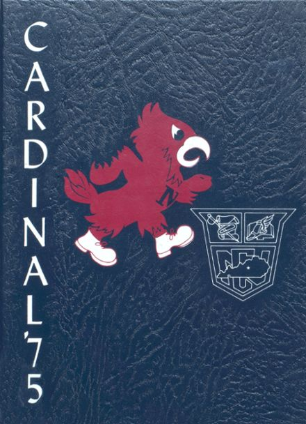 1975 Nelson County High School Yearbook Cover