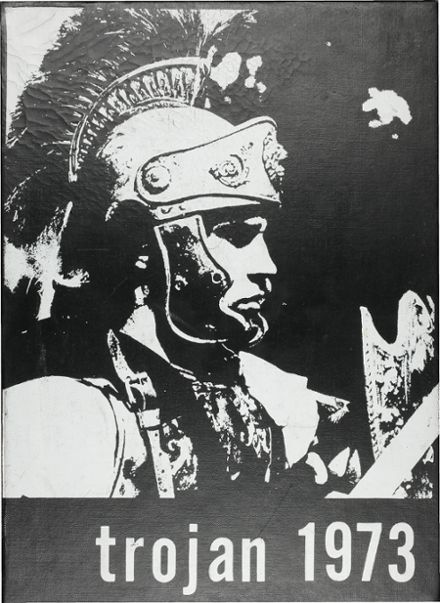 1973 Worthington High School Yearbook Cover