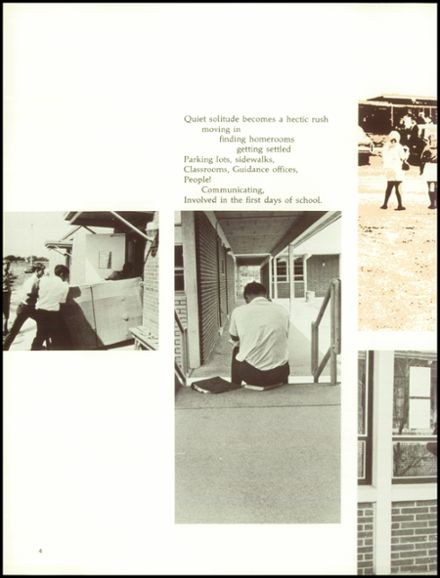 1971 Lee-Davis High School Yearbook Page 8