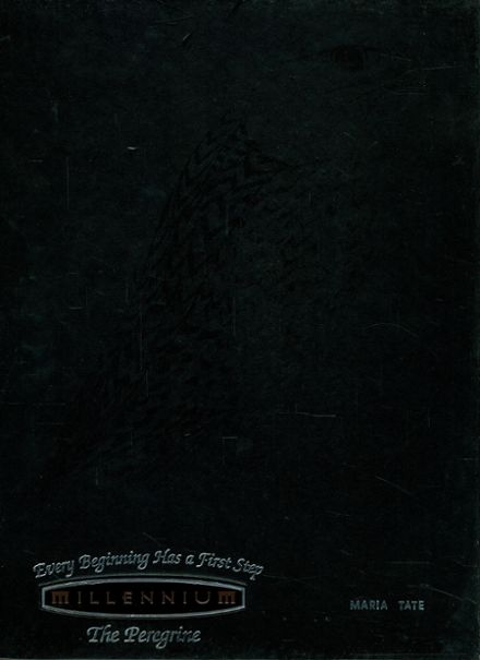 2000 Dacula High School Yearbook Cover