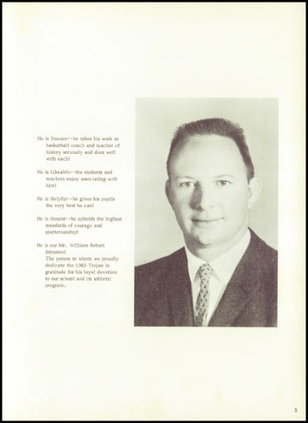 1963 Fair Play High School Yearbook Page 9