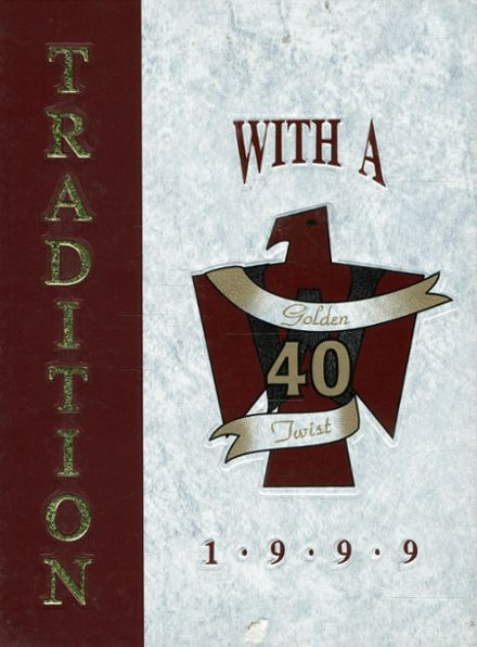 1999 Wasson High School Yearbook Cover