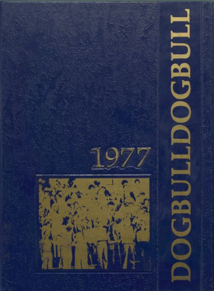 1977 West Albany High School Yearbook Cover