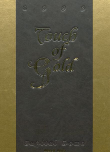 1999 Capital High School Yearbook Cover