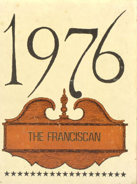 1976 St. Francis High School Yearbook Cover