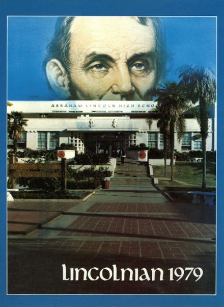 1979 Abraham Lincoln High School Yearbook Cover