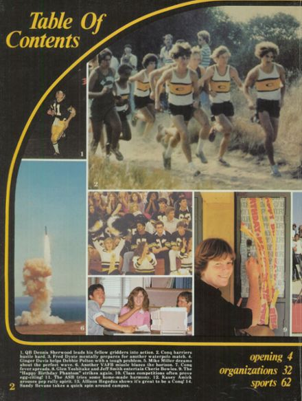 1981 Cabrillo High School Yearbook Page 6