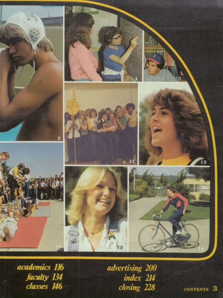 1981 Cabrillo High School Yearbook Page 7