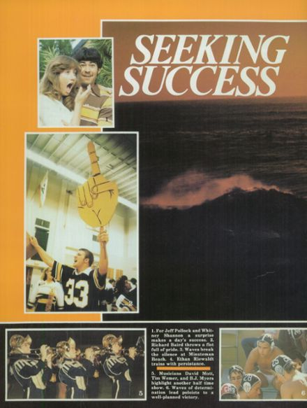 1981 Cabrillo High School Yearbook Page 8