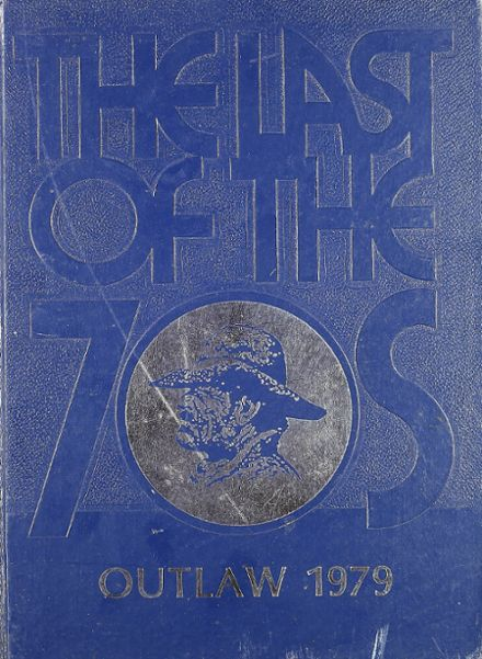 1979 Marlow High School Yearbook Cover