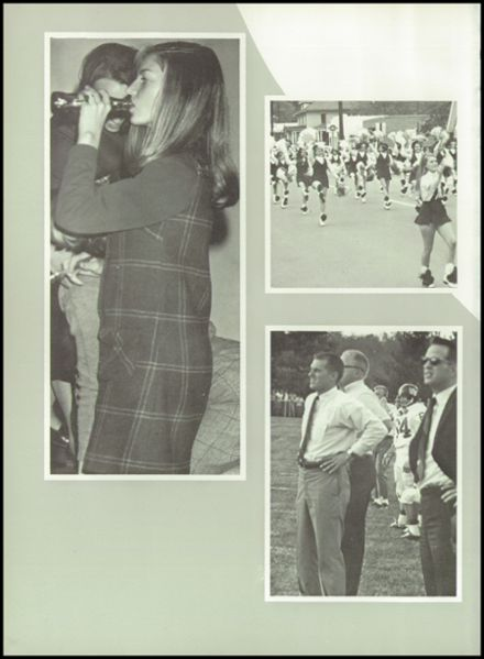 1969 Mt. Airy High School Yearbook Page 6