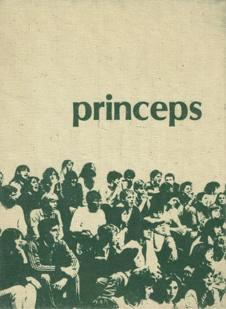 1982 Webb School Yearbook Cover