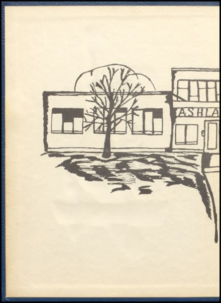 1949 Ashland High School Yearbook Page 2