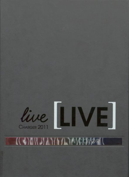 2011 Castle High School Yearbook Cover