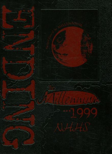 1999 North Hollywood High School Yearbook Cover