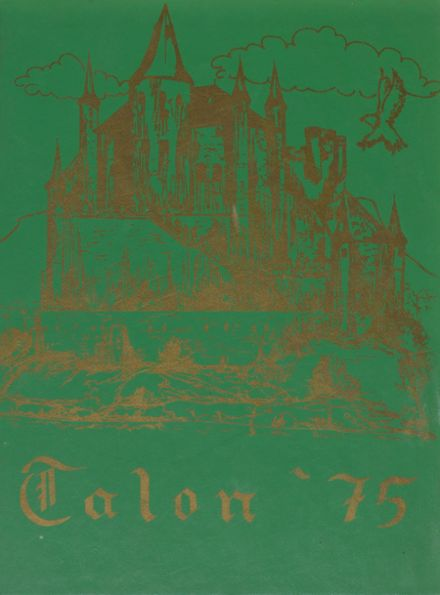 1975 Archbishop Shaw High School Yearbook Cover