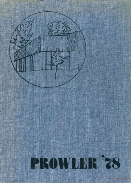 1978 Greensboro Day School Yearbook Cover