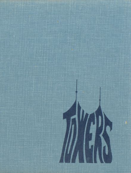 1971 Central Catholic High School Yearbook Cover