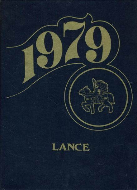 1979 Aquinas High School Yearbook Cover