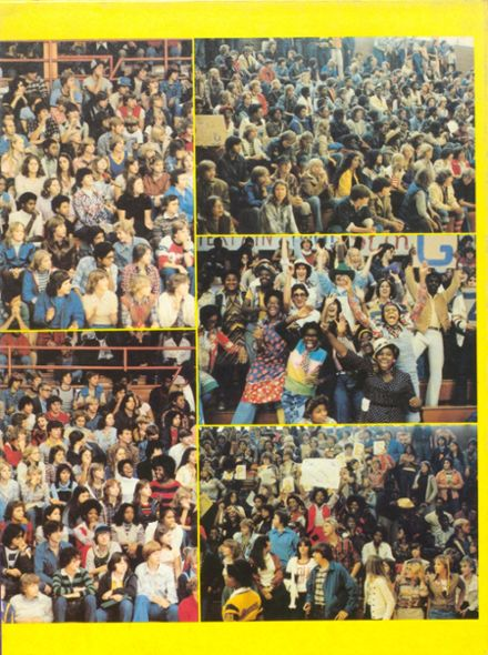 1979 South Haven L.C. Mohr High School Yearbook Cover