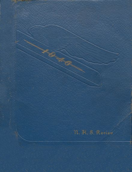 1946 Newburgh High School Yearbook Cover