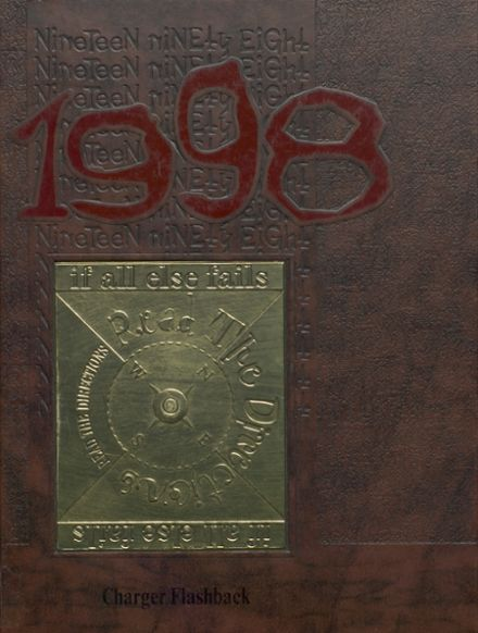 1998 North Montgomery High School Yearbook Cover