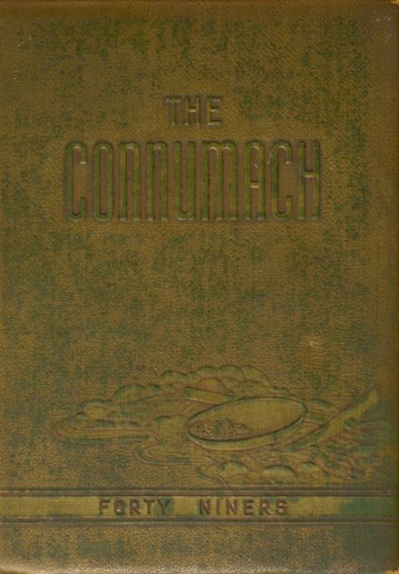 1949 Conemaugh Township Area High School Yearbook Cover