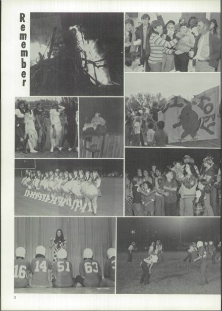 1975 Hermleigh School Yearbook Page 6
