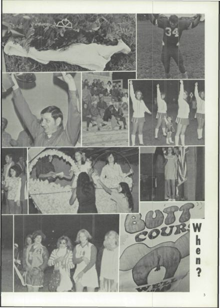 1975 Hermleigh School Yearbook Page 7