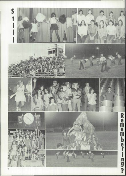 1975 Hermleigh School Yearbook Page 8