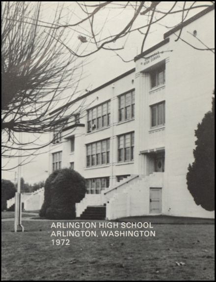 1972 Arlington High School Yearbook Page 5