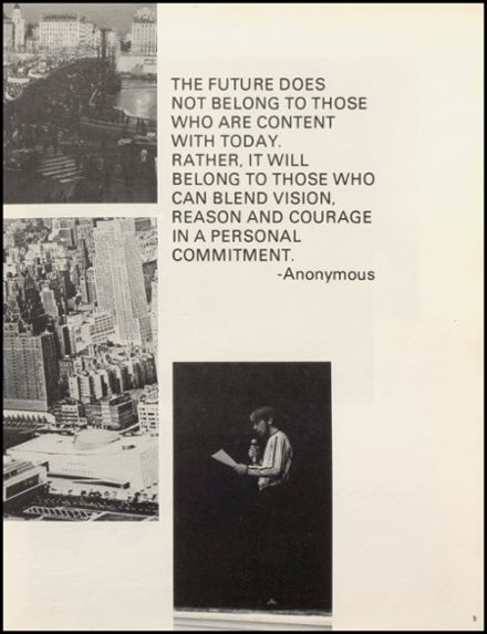 1972 Arlington High School Yearbook Page 9