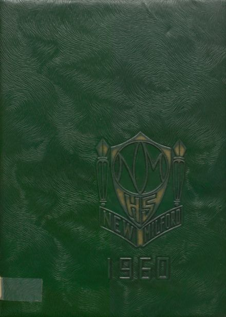 1960 New Milford High School Yearbook Page 1