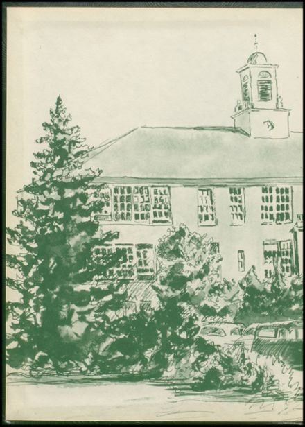 1960 New Milford High School Yearbook Page 2