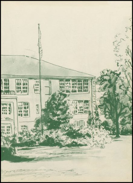 1960 New Milford High School Yearbook Page 3