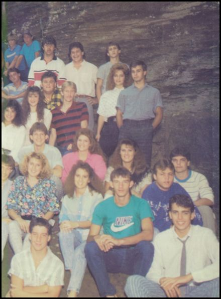 1989 Panama High School Yearbook Page 3
