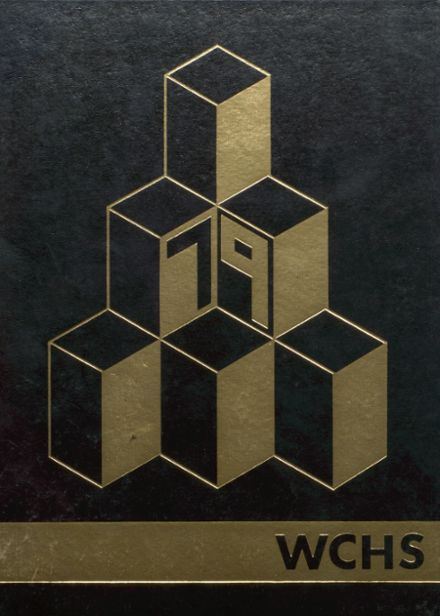 1979 Worth County R-III High School Yearbook Cover