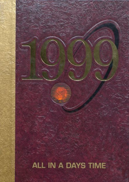 1999 Marquette High School Yearbook Cover
