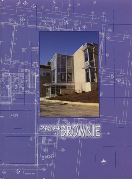 2004 Park High School Yearbook Cover