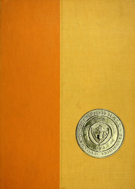 1970 Harpeth Hall School Yearbook Cover