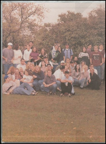 1999 Stillwater High School Yearbook Page 2
